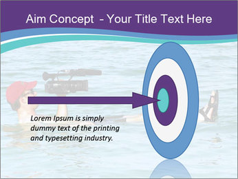 Professional photography sea PowerPoint Template - Slide 83