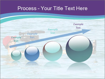 Professional photography sea PowerPoint Template - Slide 87