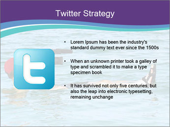 Professional photography sea PowerPoint Template - Slide 9