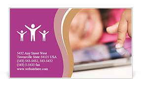 0000089852 Business Card Template