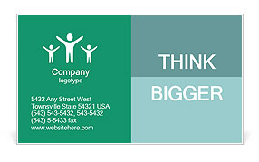 0000089854 Business Card Template