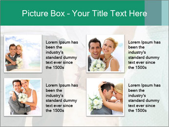 Couple in love PowerPoint Template - Slide 14