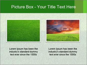 Grass field PowerPoint Template - Slide 18