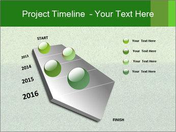 Grass field PowerPoint Template - Slide 26