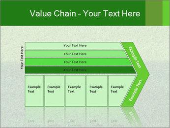 Grass field PowerPoint Template - Slide 27