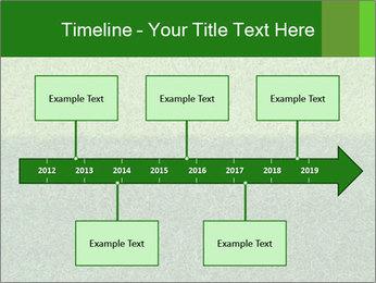 Grass field PowerPoint Template - Slide 28