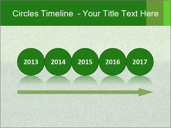Grass field PowerPoint Template - Slide 29