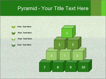 Grass field PowerPoint Template - Slide 31