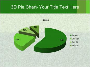 Grass field PowerPoint Template - Slide 35