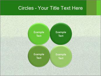 Grass field PowerPoint Template - Slide 38