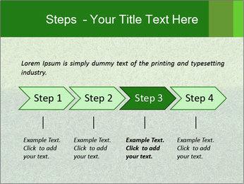 Grass field PowerPoint Template - Slide 4