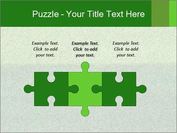 Grass field PowerPoint Template - Slide 42
