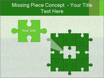Grass field PowerPoint Template - Slide 45