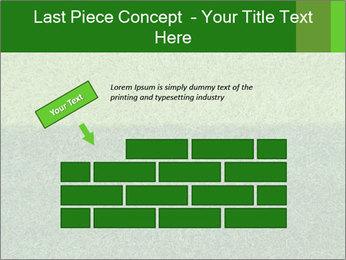 Grass field PowerPoint Template - Slide 46