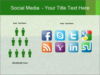 Grass field PowerPoint Template - Slide 5