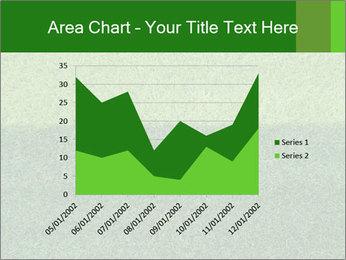 Grass field PowerPoint Template - Slide 53