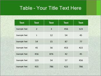 Grass field PowerPoint Template - Slide 55