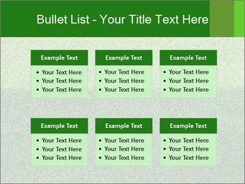 Grass field PowerPoint Template - Slide 56
