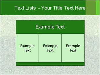 Grass field PowerPoint Template - Slide 59