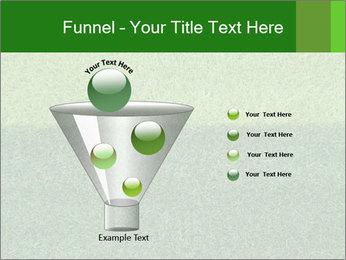 Grass field PowerPoint Template - Slide 63