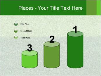Grass field PowerPoint Template - Slide 65