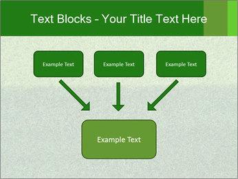 Grass field PowerPoint Template - Slide 70
