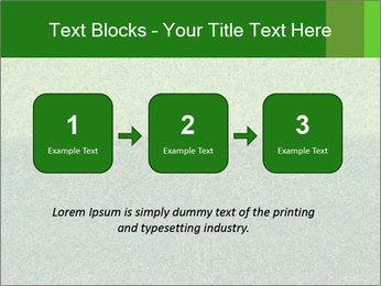 Grass field PowerPoint Template - Slide 71
