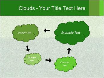 Grass field PowerPoint Template - Slide 72