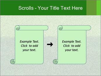 Grass field PowerPoint Template - Slide 74