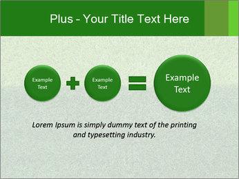 Grass field PowerPoint Template - Slide 75
