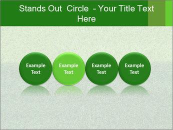 Grass field PowerPoint Template - Slide 76