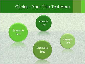Grass field PowerPoint Template - Slide 77