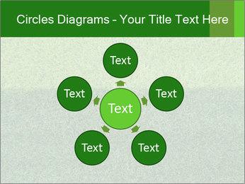 Grass field PowerPoint Template - Slide 78