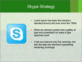 Grass field PowerPoint Template - Slide 8
