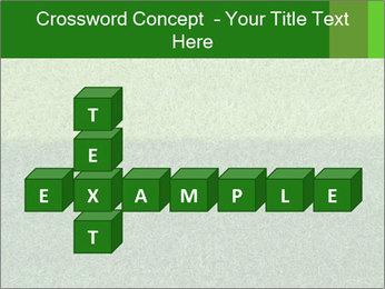 Grass field PowerPoint Template - Slide 82