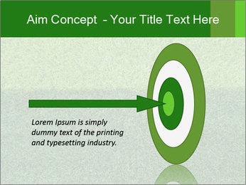 Grass field PowerPoint Template - Slide 83