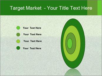 Grass field PowerPoint Template - Slide 84