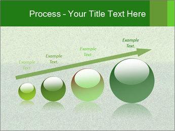 Grass field PowerPoint Template - Slide 87