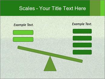Grass field PowerPoint Template - Slide 89