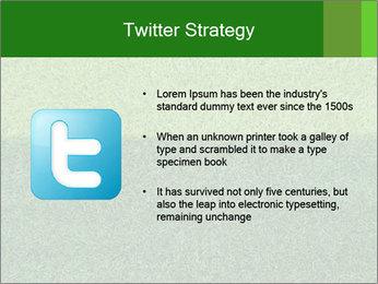 Grass field PowerPoint Template - Slide 9