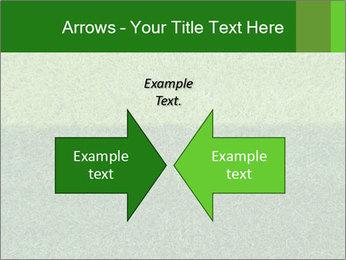 Grass field PowerPoint Template - Slide 90