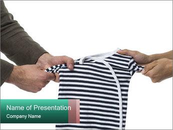 Aggressive Parents PowerPoint Template - Slide 1