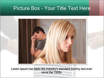 Aggressive Parents PowerPoint Template - Slide 15