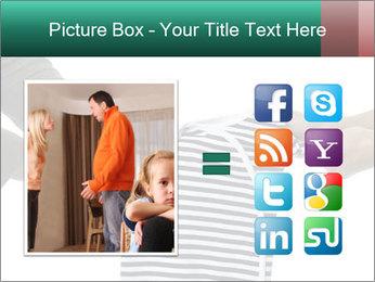 Aggressive Parents PowerPoint Template - Slide 21