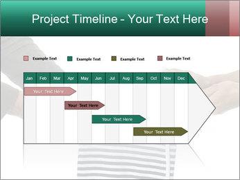 Aggressive Parents PowerPoint Template - Slide 25