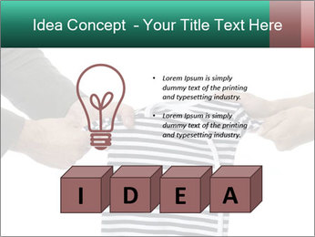 Aggressive Parents PowerPoint Template - Slide 80