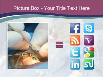 Eye Surgery PowerPoint Template - Slide 21