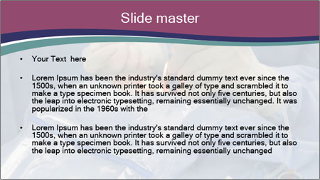 Eye Surgery PowerPoint Template - Slide 2