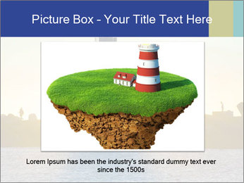 Lighthouse Silhouette PowerPoint Template - Slide 16