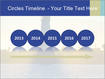 Lighthouse Silhouette PowerPoint Template - Slide 29